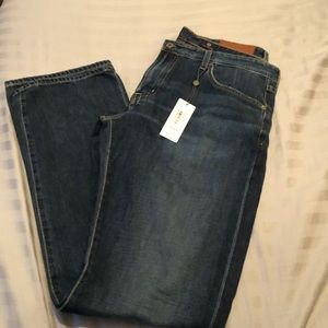 AG Protege Jeans 36x34 NWT!
